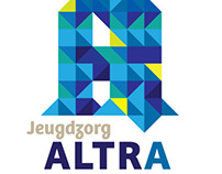 Brand Identity for Altra youth care / jeugdhulp (pitch)
