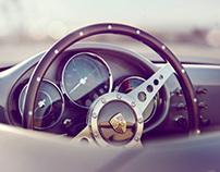Porsche 550 - Extra angles