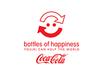 Coca-Cola Bottles of Happiness