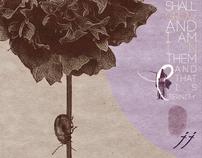 Iron Flowers /To Karl Blossfeldt & Edvard Munch/