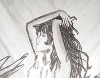 Ilustración, bocetaje y dibujo a mano