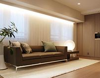 Interior design & cordination @Tokyo