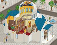 Unesco - Religious Tempels