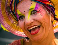 Desfile de Silleteros 2012