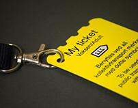 "Norwegian Transport Tickets - A ""Universal Makeover"""
