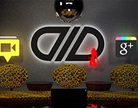 Hangout DLD - 3D Design