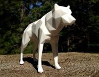 Low Poly 3D Printing // Raincoast Foundation