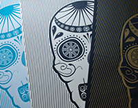 Assorted Printmaking and Illustration