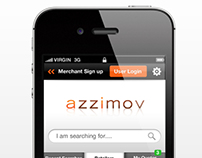 Azzimov Mobile Mall App