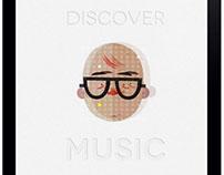 Rdio Tune App