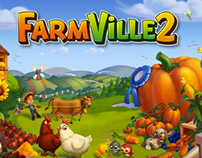 FarmVille 2 - User Interface