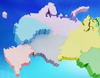 minregion.ru  web design layout