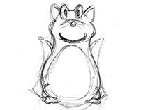 NETS Mascot