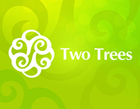 Identity design: Two Trees