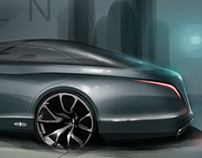 Lincoln MK-e