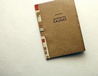 Book /Undiscovered Kaunas/