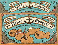 Fishie Nuggets