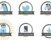 Animated Badges