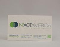 NPACT America   Identity Design