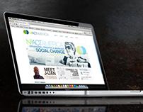 NPACT America   Web Design