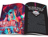 Magazine Spread Layout
