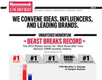 Newsweek/The Daily Beast Media Kit