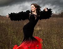 Poppy Crow
