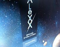 Alexx Space Evolution