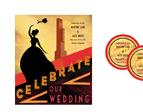 Wedding Invitations Collateral
