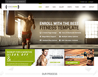 Fitness Zone | Gym WordPress Theme