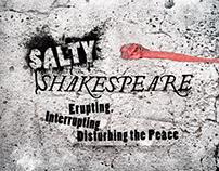 Salty Shakespeare Logo / Branding