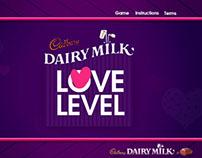 Cadbury Dairy Milk Love Level