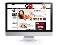 GQ Homepage Refresh