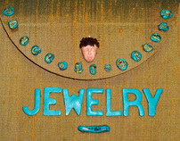 Jewelry: An AutoBiography for MFA project