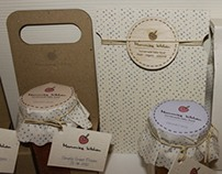 Mammies kitchen - home made baby food branding