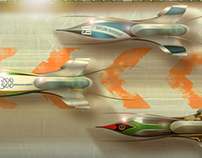 CONCEPT RACING VEHICLE (GAME)