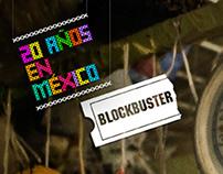 Blockbuster / Print