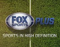 The Rising: Fox Sports Plus IDs
