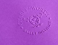 CHARLESWORTH BALLET - VISUAL IDENTITY