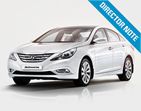 Hyundai Motor - Showroom Product Page (design guide)