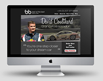 Best of the Best - Landing Page