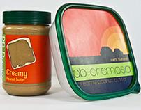 Peanut Butter Packaging