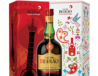 Licor Beirão Packaging