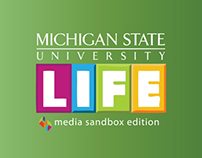 MSU Media Sandbox Life