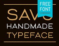 Savu font (Free)