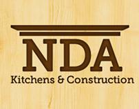 NDA Construction Website Development