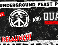 PEACE RESTOBAR Re-Launch (POSTER)