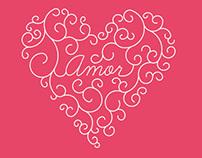 Amor (Love) wines by Freixenet