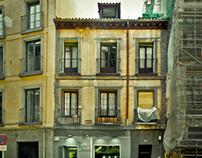 Rehabilitación edificio viviendas C/ Conde de Romanones