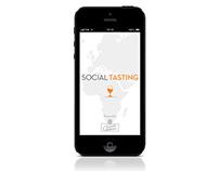 Social Tasting App